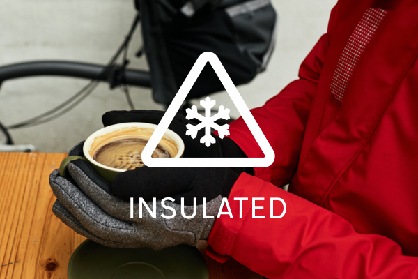 Brompton City Apparel - Insulated key feature